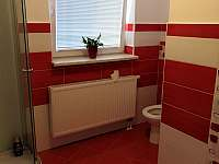 Apartmán-2 koupelna - ubytování Stříbrné Hory