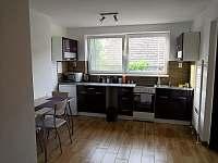 Apartmán 2 kuchyně - ubytování Stříbrné Hory