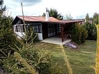 ubytování Nalžovské Hory na chatě k pronájmu