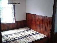 Ložnice 1 - chata ubytování Mladice
