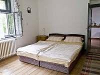 velká ložnice, čtyřlůžková