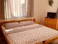 třílůžkový pokoj č.4 - ubytování Černá v Pošumaví