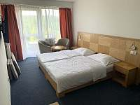 Rodinný apartmán ve wellness hotelu - apartmán k pronájmu - 28 Frymburk