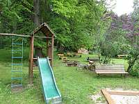 dětské hřiště - Čeňkova Pila