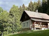 Hájovna u Werichovy chaty - chalupa k pronajmutí Velhartice