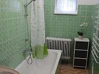 Koupelna - Velhartice