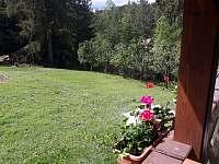 Hájovna u Werichovy chaty - pronájem chalupy - 7 Velhartice