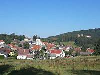 Velhartice s gotickým hradem - pronájem chalupy