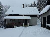 Hájovna u Werichovy chaty - chalupa - 21 Velhartice