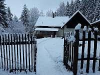Hájovna u Werichovy chaty - chalupa k pronájmu - 22 Velhartice