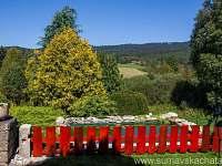Oplocené zahradní jezírko