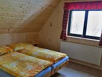Ložnice v podkroví (2 lůžka)