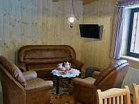 Obývák  - obývací kout s TV