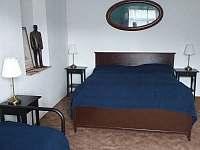 pokoj - apartmán ubytování Velhartice