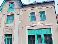 Apartmán na horách - okolí Lešišova