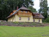 Apartmán na horách - okolí Zdíkova