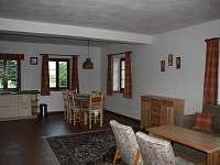 Velký apartmán - obývací pokoj