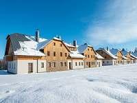 ubytování  v apartmánu na horách - Nová Pec - Nové Chalupy