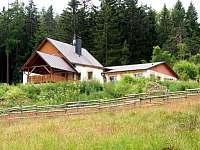 Chalupa k pronájmu - dovolená Koupaliště Vimperk rekreace Stachy