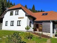 Horní Vltavice chata  pronájem