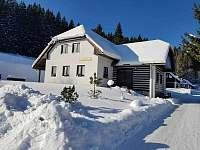 Chata ubytování v obci Mojkov