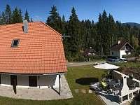 Chata Horní Vltavice - ubytování Horní Vltavice