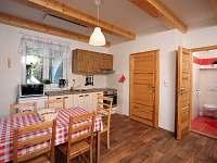 Dolní apartmán - chata ubytování Horní Vltavice