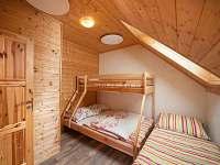 Ložnice - horní apartmán