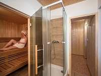 Sauna - Horní Vltavice