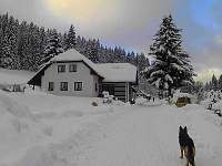 ubytování Šumava na chatě k pronájmu - Horní Vltavice