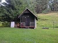 zamykatelná chata - chalupa k pronájmu Nespice