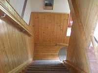 schodiště do 2. patra - Nové Hutě