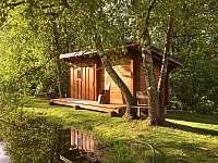 sauna - ubytování Mokrosuky - Lešišov