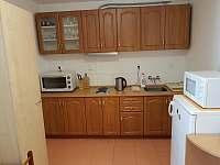 Kuchyň AP1 - pronájem apartmánu Frymburk