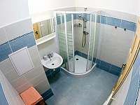 Koupelna - apartmán k pronájmu Lipno nad Vltavou