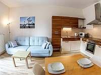 Kuchyň s obývákem - Lipno nad Vltavou