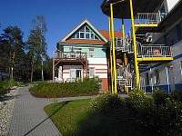 Levné ubytování Aquapark Lipno Apartmán na horách - Lipno nad Vltavou