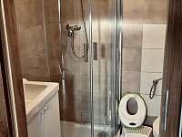 bungalov koupelna - Horní Planá - Hůrka