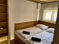 bungalov ložnice 1 - Horní Planá - Hůrka