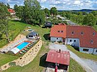 Apartmány a bungalovy EDER - penzion - 40 Horní Planá - Hůrka