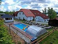 ubytování na Lipensku Penzion na horách - Horní Planá - Hůrka