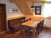 Apartmán 2 - kuchyně - Stögrova Huť
