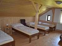 Apartmán 2 - ložnice 1 - Stögrova Huť
