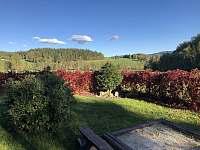 Chalupa Schraml podzim - k pronajmutí Stögrova Huť