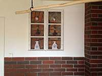Slepé okno s vůní levandule - chalupa ubytování Stögrova Huť