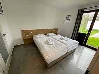Ložnice č.1 - apartmán k pronajmutí Nová Pec