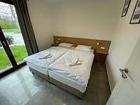 Ložnice č.2 - apartmán k pronajmutí Nová Pec