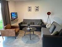 Rozkládací sedací souprava - apartmán k pronájmu Nová Pec