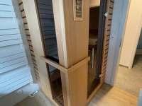 Sauna - pronájem apartmánu Nová Pec