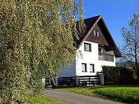 Apartmán na horách - okolí Bohdašic
